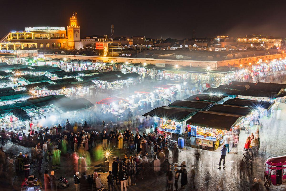 Jemaa el-Fna